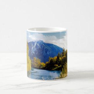 North Bend River Coffee Mug