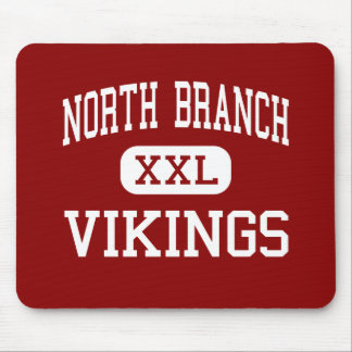 North Branch - Vikings - High - North Branch Mouse Pad