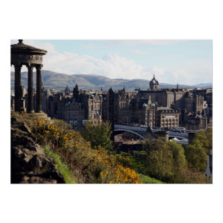 North Bridge, Edinburgh Poster