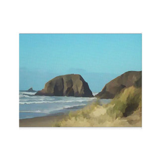 North Cannon Beach Canvas Print