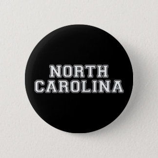 North Carolina 2 Inch Round Button