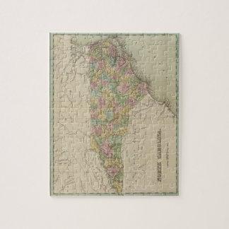 North Carolina 5 Jigsaw Puzzle
