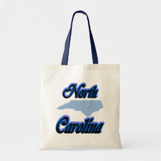 NORTH CAROLINA-BAG TOTE BAG