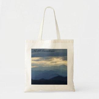 North Carolina Blue Ridge Mountains Tote Bag