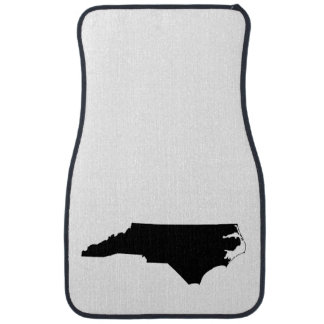 North Carolina Car Mat