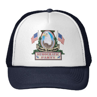 North Carolina Democrat Party Hat