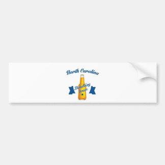 North Carolina Drinking team Bumper Sticker