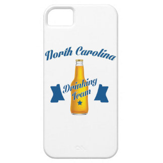 North Carolina Drinking team iPhone 5 Covers