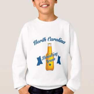 North Carolina Drinking team Sweatshirt