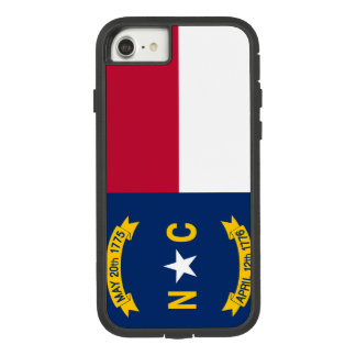 North Carolina Flag Case-Mate Tough Extreme iPhone 8/7 Case