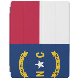 North Carolina Flag iPad Cover