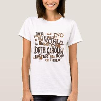 North Carolina (Funny) Gift T-Shirt