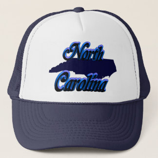 NORTH CAROLINA-HAT TRUCKER HAT