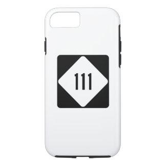 North Carolina Highway 111 iPhone 8/7 Case