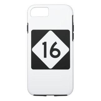 North Carolina Highway 16 iPhone 7 Case