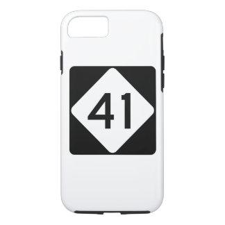 North Carolina Highway 41 iPhone 7 Case
