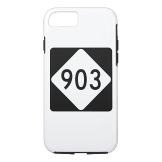 North Carolina Highway 903 iPhone 8/7 Case