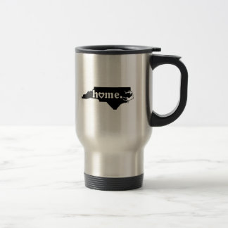 North Carolina Home Travel Mug