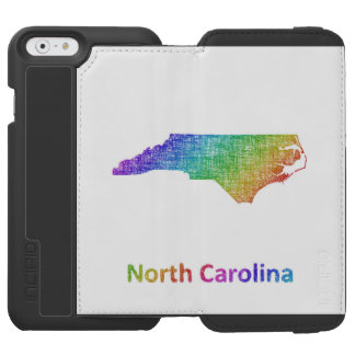North Carolina Incipio Watson™ iPhone 6 Wallet Case