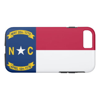 North Carolina iPhone 8/7 Case