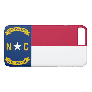North Carolina iPhone 8 Plus/7 Plus Case