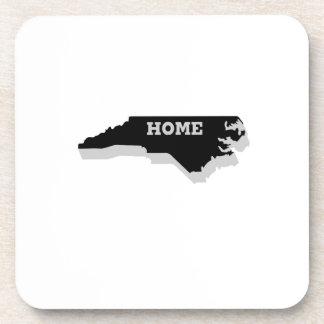 North Carolina is Home Love North Carolina Coaster