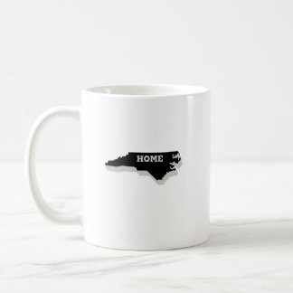 North Carolina is Home Love North Carolina Coffee Mug