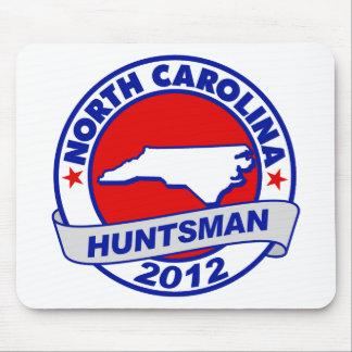 North Carolina Jon Huntsman Mouse Pad