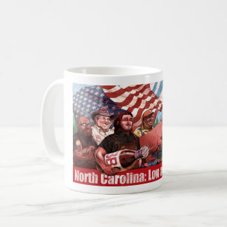 North Carolina Low and Slow Mug