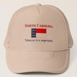 North Carolina Motto Trucker Hat