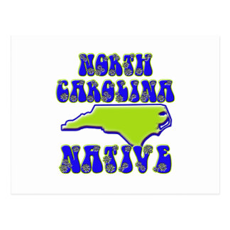 North Carolina Native Postcard