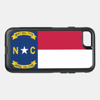 North Carolina OtterBox Commuter iPhone 8/7 Case