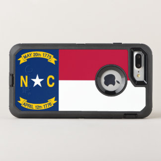 North Carolina OtterBox Defender iPhone 8 Plus/7 Plus Case
