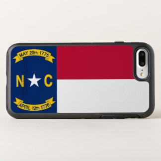 North Carolina OtterBox Symmetry iPhone 8 Plus/7 Plus Case
