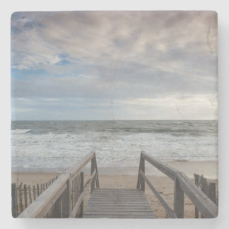 North Carolina, Outer Banks National Seashore 1 Stone Coaster