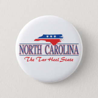 North Carolina Patriotic Buttons