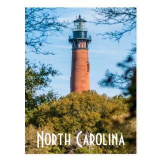 north carolina post cards