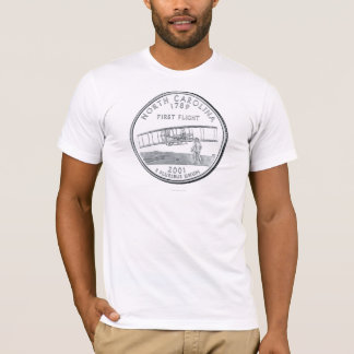 North Carolina Quarter T T-Shirt
