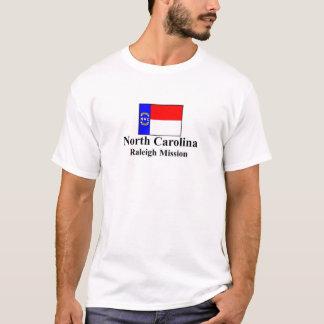 North Carolina Raleigh Mission T-Shirt