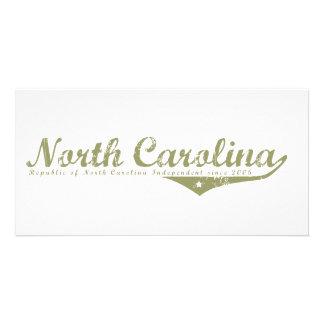 North Carolina Revolution T-shirts Photo Cards