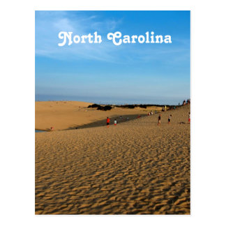 North Carolina Shore Postcard