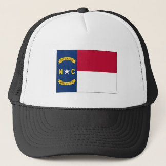 North Carolina State Flag Trucker Hat