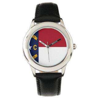 North Carolina State Flag Watch