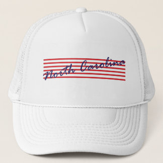 North Carolina Trucker Hat