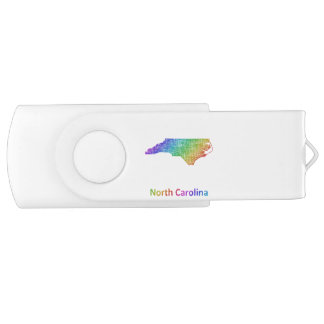 North Carolina USB Flash Drive