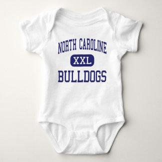 North Caroline - Bulldogs - High - Ridgely Baby Bodysuit