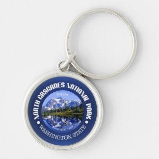North Cascades National Park Keychain
