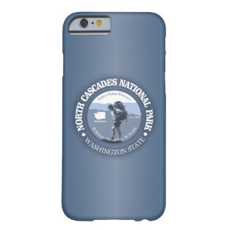 North Cascades National Park (rd) Barely There iPhone 6 Case