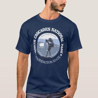 North Cascades National Park (rd) T-Shirt