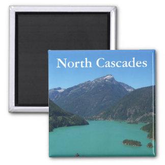 North Cascades Photo Magnet